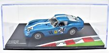 MODELLINO AUTO FERRARI RACING SCALA 1/43 250 GTO CAR MODEL MINIATURE IXO MODELL
