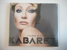 PATRICIA KAAS : KABARET (promo rare) [ CD DIGIPAK NEUF PORT GRATUIT ]