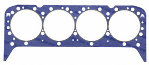 Fel-Pro 8364PT Small Block Chevy 400 OEM Replacement Head Gasket PermaTorque