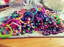 150 Mystery Kandi Bracelet Singles, EDM - ESCAPE - EDC - RAVE - PLUR - FESTIVAL