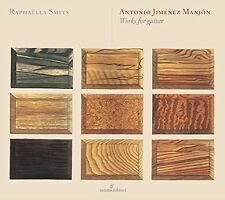 Manjon / Raphaella Smits - Works for Guitar [New CD]