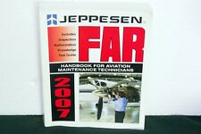 FAR for Aviation Maintenance Technicians 2007 by Inc.Staff Jeppesen Sanderson