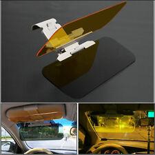 2 in 1 Car Transparent HD UV Anti-glare Glass Car Sun Shield Visor for Day/Night