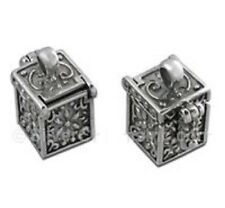Sterling Silver Prayer Box - One of the originals - Wonderful Mother's Day Gift
