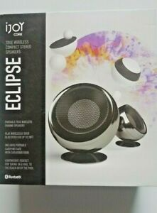 iJOY CORE ECLIPSE - True Wireless Compact Stereo Speaker With Case Black