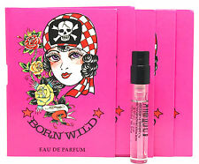 ED HARDY BORN WILD EDP SPRAY SAMPLE VIAL 0.05OZ EACH LOT 5