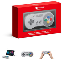 NEW Switch Online Official Super Nintendo Entertainment System Controller SNES