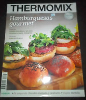 Revista Thermomix Hamburguesas Gourmet