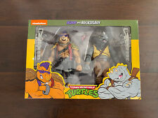 NECA Teenage Mutant Ninja Turtles Bebop and Rocksteady 2-Pack 7''Action Figure