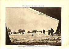 WWI Escadrille Avion Bréguet Aircraft Aviation Armée de l'Air  ILLUSTRATION