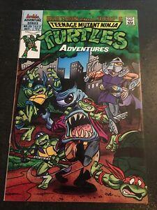 Teenage Mutant Ninja Turtles Adventures#25 Awesome Condition 7.5(1991)