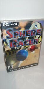 Sphere Racer - PC () Windows XP New Sealed