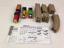 Thomas The Tank Engine And Friends Trackmaster Trains Track Lot Salty Percy Used