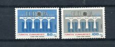 TURCHIA-TURKEY 1984 Serie Europa 2425-26  MNH
