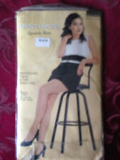 Exciting! Vintage Sheer Black one size pantyhose