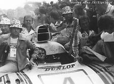 Porsche 936. Winner, Le Mans 1977. Vintage photo. L159