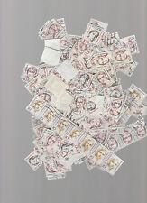 francobolli  Germania-  la donna nella storia tedesca stock 250 valori - 18 euro