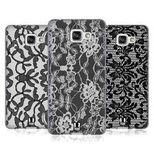 Cover e custodie nero Per Samsung Galaxy A7, con motivo, stampa per cellulari e palmari
