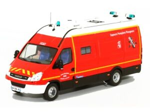 Iveco Daily VPL Pompiers ALERTE