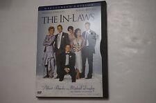 DVD The In-Laws 2003 Widescreen Michael Douglas Comedy Albert Brooks Sloane Wide