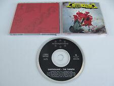 EARTHQUAKE The Truth CD 1991 VERY RARE OOP THRASH ORIG. 1st PRESS NO BARCODE!!!!