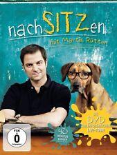 MARTIN R�œTTER - NACHSITZEN  2 DVD NEU