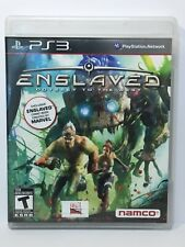 Enslaved: Odyssey to the West (Sony PlayStation 3 PS3, 2010) Complete - Tested