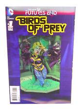 DC Comics Birds of Prey: Futures End #1 (2014)-3D Lenticular Cover