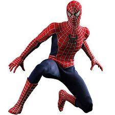 Movie Masterpiece Spider-Man 3 SPIDER-MAN 1/6 Action Figure Hot Toys NEW Japan
