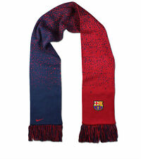 FC Barcelona Official Nike Acrylic Football Supporters Scarf