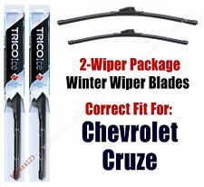 WINTER Wipers 2-pack fits 2016+ Chevrolet Cruze 35280/240