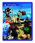 Used PS Vita Oreshika 2 Tainted Bloodlines 2 Japan Import (Free Shipping)、