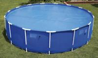Intex Solarabdeckplane für Easy & Frame Pool Ø 549 cm 29025