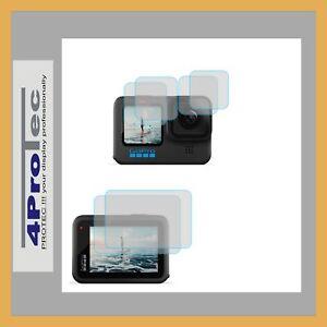 6x Displayschutzfolie KLAR für GoPro Hero 10