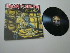 Iron Maiden ‎– Piece Of Mind - LP VINYL