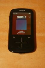 SanDisk Sansa Fuze+ 8GB Portable MP3 Player FM Radio