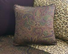 NEW Custom Ralph Lauren New Bohemian Throw Pillow 16 inch Invis Zipper Closure