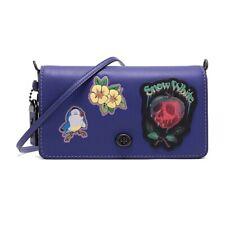 Coach Disney X Snow White Dark Fairy Tale Leather Crossbody Dinky Bag 32759