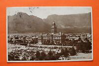 Afrika Südafrika AK Cape Town Capetown Grand Parade City Hall 1930 South Africa
