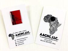 Huey P. Newton To Be Black In America Lapel Pin Decorative Pin Black History Pin