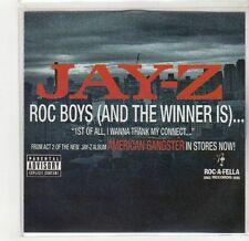 (GF853) Jay-Z, Roc Boys (And The Winner Is) ... - 2007 DJ CD