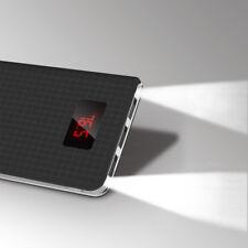 Ultra dünn 50000mAh Power Bank 2LED 3USB LCD Batterie Ladegerät Für iPhone XS XR