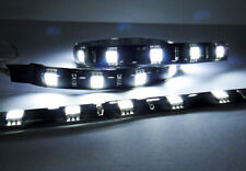 2x High Power 15 LED Strip For MB Mercedes-Benz Signal DRL Stereo Light White