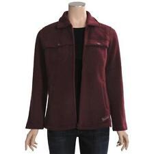 Solid Lands' End Regular Size Coats & Jackets for Women