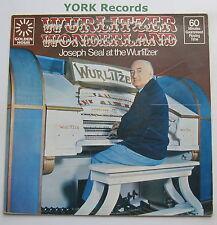 JOSEPH SEAL - Wurlitzer Wonderland - Excellent Con LP Record Golden Hour GH 609