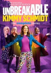UNBREAKABLE KIMMY SCHMIDT - COMPLETE SERIES DVD NEW DVD