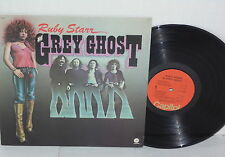 RUBY STARR AND GREY GHOST LP Vinyl Burnin' Whiskey & Livin' Proof Southern Rock