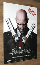 Hitman Contracts rare Promo Poster Playstations 2 PS2 Xbox 84x59cm