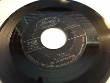 "Clyde McPhatter ""Ta Ta / I Ain'T Givin Up Nothin"" 45 Htf"