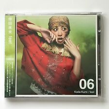Koda Kumi (倖田來未) - feel [RZCD-45306] Japan Import First Press Limited Release